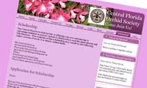 Central Florida Orchid Society Scholarships
