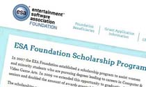 Entertainment Software Association Foundation