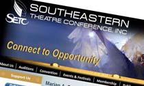 Marian A Smith Costume Southeastern Theatre Conference