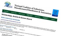 National Coalition of Estheticians Distributors and Associations