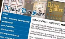 National Dairy Shrine Milk Marketing Scholarship