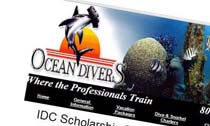 Ocean Divers IDC Scholarships