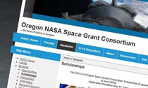 Oregon NASA Space Grant Consortium