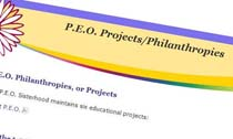 PEO International Peace Scholarship Fund