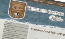 Theodore Gordon Flyfishers founders fund scholarship