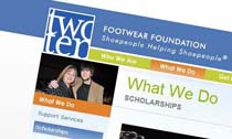 Two Ten Footwear Foundation Scholarships