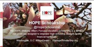HopeScholarship