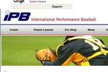 InternationalPerformanceBaseball