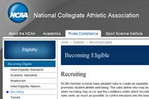 NationalCollegiateAthleticAssociation