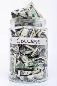College Money Jar