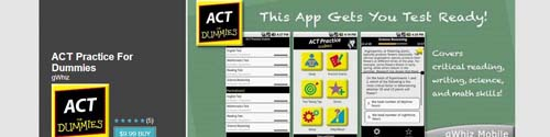 ACT Practice for Dummies