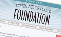 Screen Actors Guild Foundation Scholarships