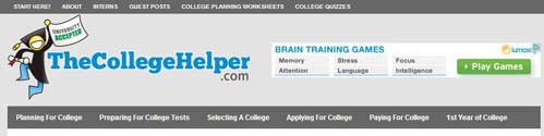The College Helper com