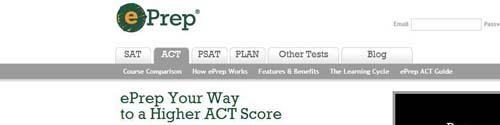 ePrep for ACT