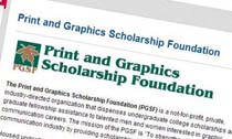 the print and graphics scholarship fdn