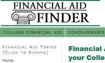 FinancialAidFinder