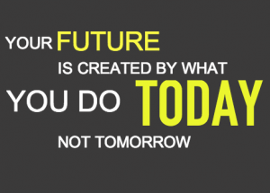 Future Today Quote