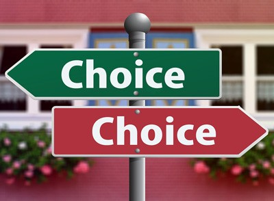 Choices to make about your degree